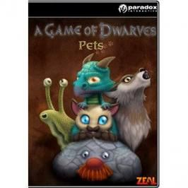 A Game of Dwarves: Pets