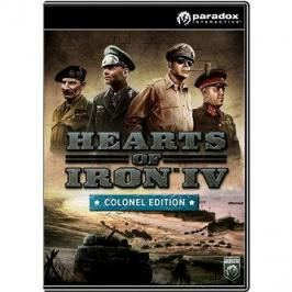 Hearts of Iron IV: Colonel Edition (PC/MAC/LINUX) DIGITAL