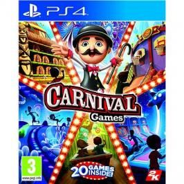 Carnival Games - PS4