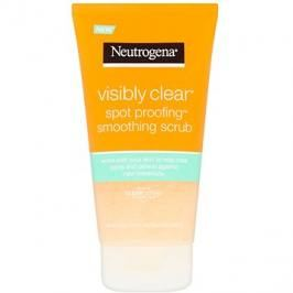 NEUTROGENA Visibly Clear Spot Proofing Smoothing Scrub 150 ml