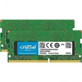 Crucial SO-DIMM 16GB KIT DDR4 2666MHz CL19 Single Ranked