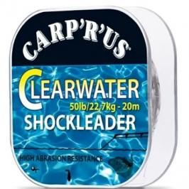 Carp´R´Us Clearwater Shock Leader 50lb 20m
