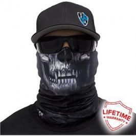 SACO Face shield - Skull Tech